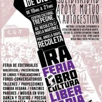 [Chile] 1ª Feira do Livro e da Cultura Libertária da Zona Norte acontece no domingo, em Santiago