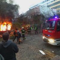 [Polônia] Ataques fascistas contra espaços radicais em Varsóvia