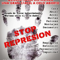 [Espanha] Repressão em Madri: pelo menos 19 pessoas são presas