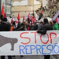 [Espanha] CNT Elche denuncia detenções após a manifestação de ensino de 24 de outubro