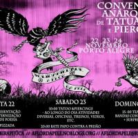Convenção anárquica de tatuagem e piercing começa nesta sexta em Porto Alegre