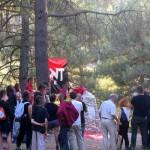 [Espanha] Granada: Homenagem aos fuzilados da guerra civil no Barranco de Víznar