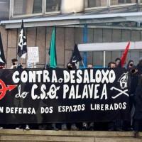 [Espanha] Galícia: Adiado o julgamento contra o Centro Social Okupado de Palavea, em A Coruña