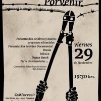 """[Chile] """"Jornada para a difusão das ideias antiautoritárias"""", em Santiago"""