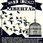 [México] Mario González, companheiro anarquista, está a mais de 41 dias em greve de fome por sua liberdade