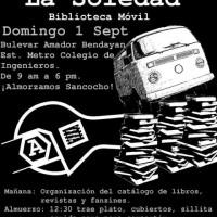"""[Venezuela] Biblioteca Móvel """"La Soledad"""""""