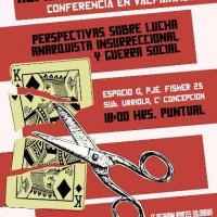 Alfredo Maria Bonanno é proibido de entrar no Chile