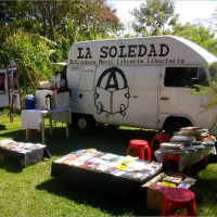 """[Venezuela] Biblioteca Móvel """"La Soledad"""": O festival da batata em Mérida"""