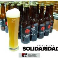"""[Espanha] Lançada """"Cerveja Solidariedade"""""""