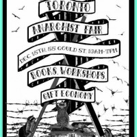 [Canadá] Feira Anarquista de Toronto acontece neste fim de semana