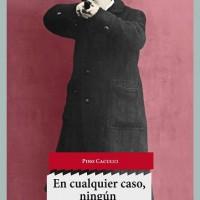 """[Espanha] Lançamento de livro: """"Em qualquer caso, nenhum remorso"""""""