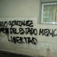 [México] Novo comunicado de Mario González, preso anarquista em greve de fome