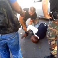 [Chipre] Vídeo: Polícia é acusada de quebrar perna de imigrante