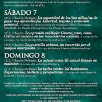 [Espanha] XI Encontro do Livro Anarquista de Madri