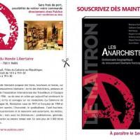 [França] Dicionário Bibliográfico do Movimento Libertário Francófono