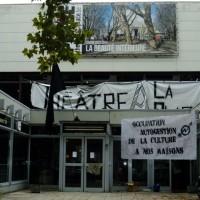 """[Bélgica] Teatro """"À La Place"""", um espaço ocupado, autogestionário, livre e gratuito"""