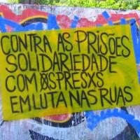 Porto Alegre: Relato da Bicicletada em solidariedade axs presxs pelos combates de rua