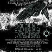 [México] Jornadas Informais Anárquicas 2013 - Simpósio Internacional Anarquista