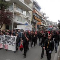 [Grécia] Agressão fascista no local do assassinato de Pavlos Fyssas. Reação antifascista imediata