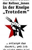 [Alemanha] Garçons anarcosindicalistas fazem greve contra demissões