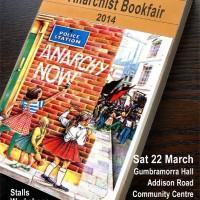 [Austrália] Feira do Livro Anarquista de Sidney
