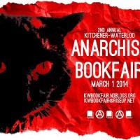 [Canadá] Chamada para 2ª Feira do Livro Anarquista 2014 Kitchener-Waterloo