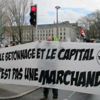 [França] Comunicado dos organizadores da manifestação anti-aeroporto de 22 de fevereiro, em Nantes