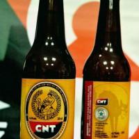 """[Espanha] Lançada cerveja artesanal """"CNT"""""""