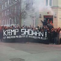 [Espanha] Solidariedade à Showan, compa antifascista sueco em estado de coma após ataque fascista