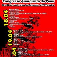 I Congresso Anarquista do Piauí