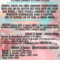 [México] 3º Encontro de Teatro Libertário e Performance