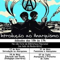Brasília: Curso livre de Introdução ao Anarquismo