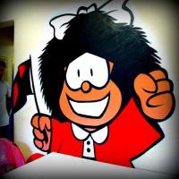 Campanha de colaboração financeira com a Casa Mafalda