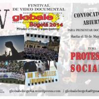 "[Colômbia] Festival de vídeo documental: ""Globale Bogotá 2014"""