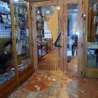 [Espanha] Comunicado sobre o ataque à Livraria Europa