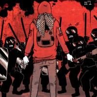 """[Espanha] Nasce a revista operária em quadrinhos """"Tinta Negra"""""""