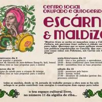[Espanha] Nova okupação em Compostela: C.S.O.A. Escárnio e Maldizer