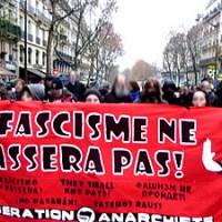 [França] Breve relato da manifestação contra o racismo e o fascismo em 22 de março