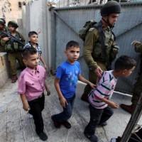 [Israel] Cinco crianças são condenadas à prisão perpétua por atirar pedras