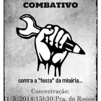 [Portugal] Primeiro de Maio: Dia Internacional dos Trabalhadores