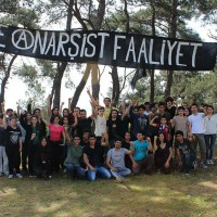[Turquia] Fotos: Anarquistas fazem piquenique em Istambul