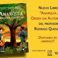 """[Chile] Novo livro: """"Anarquia. Ordem sem autoridade"""""""