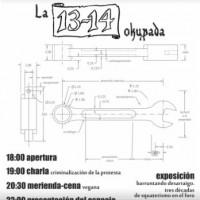 [Espanha] A 13-14 abre suas portas, em Madri