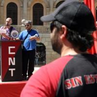 [Espanha] Primeiro de Maio da CNT em Toledo