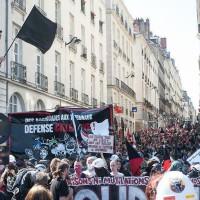 [França] Nantes: centenas de manifestantes contra a repressão policial