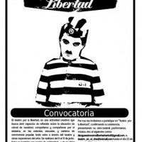 """[México] Convocatória: """"Teatro para a liberdade"""""""