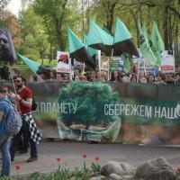 """[Rússia] """"Poder ao povo, não aos governantes"""": Primeiro de Maio anarquista em Moscou"""