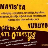[Turquia] Protesto libertário do Primeiro de Maio reúne mais de mil pessoas em Ankara