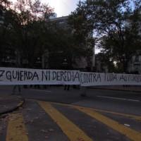 """[Uruguai] Ato anarquista do Primeiro de Maio em Montevidéu: """"Aqui ninguém se rende"""""""