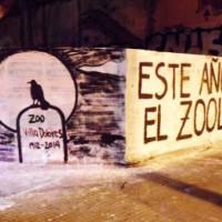 [Uruguai] Chamado para encher as caixas de correio eletrônico de alguns responsáveis pelo zoológico Villa Dolores